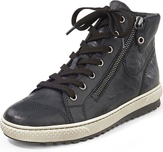 Gabor Sneakers 2 zip fasteners Gabor black