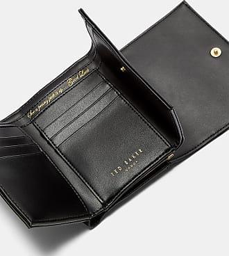 1abce63cb8c9a Ted Baker Kleines Leder-portemonnaie Mit Kugelschließe