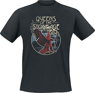 Queens Of The Stone Age Eagle - T-Shirt - schwarz
