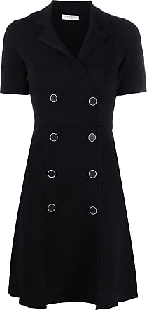 Sandro double-breasted dress - Black