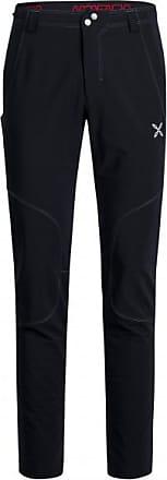 Montura Free Adventure Pants Kletterhose für Herren | schwarz