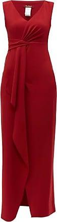 Max Mara Nice Dress - Womens - Red