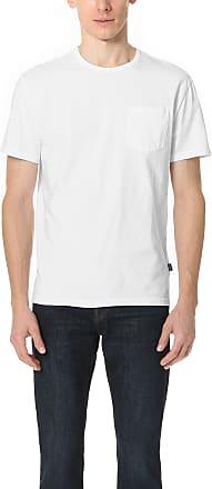 Vilebrequin Men Pima Cotton Jersey T-Shirt Solid - White - XXL