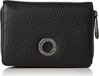 Mandarina Duck Womens Hera 3.0 Portafoglio Wallet, Black (Nero), 10x21x28.5 cm (B x H x T)