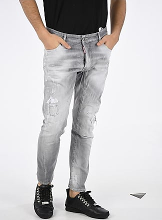 Dsquared2 18 cm Distressed Jeans TIDY BIKER size 46