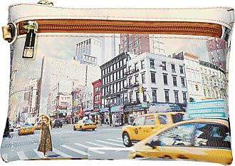 Y Not Y NOT YES-342S0 CLUTCH Unisex PRESS NEW YORK TU