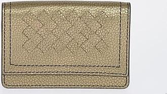 Bottega Veneta Braided Leather Card Holder size Unica