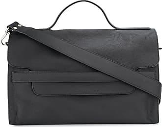 Zanellato wide-length tote - Black