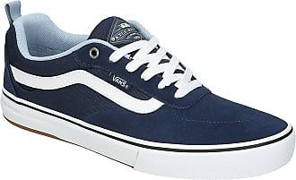 Vans Kyle Walker Pro Skate Shoes blue fog