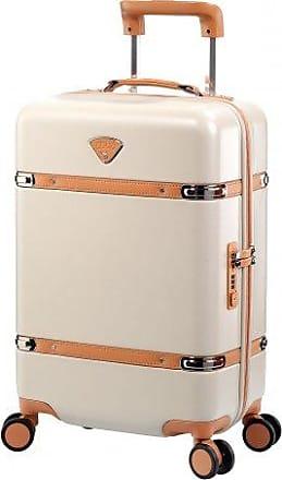 Jump Cassis Riviera Valigia di cabina 4 ruote 55 cm beige