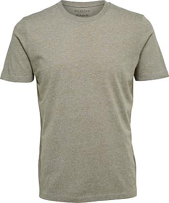 SELECTED HOMME Herren Slhpima Ss O-Neck Tee B Noos T-Shirt
