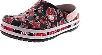 f780f8de2d5ef0 Crocs Damen - CROCBAND Graphic III Clog - floral black