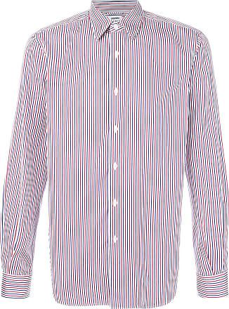 Aspesi Camisa listrada - Estampado