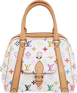 d152437f2e171 Louis Vuitton gebraucht - Handtasche aus Canvas - Damen - Bunt   Muster -  Canvas