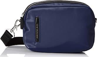 Mandarina Duck Womens Hunter Cross-Body Bag, Blue (Blu/Eclipse), 18.5x12x4cm