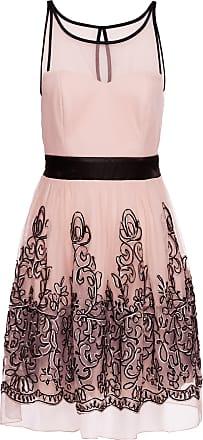 BODYFLIRT boutique Dam Cocktailklänning i rosa utan ärm - BODYFLIRT boutique daface16c24d0