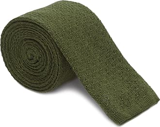 HUGO BOSS GRAVATA TIE KNITTED - VERDE