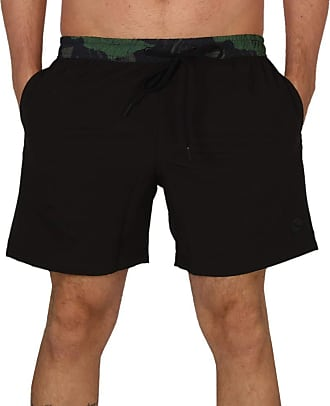Lost Lazy Shorts Lost Cammo - Verde - GG