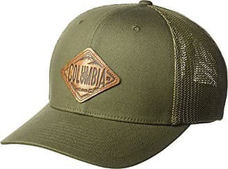 8653237a3d9df2 Columbia Mens Rugged Outdoor Mesh Hat, Peatmoss Ripstop Patch, L/XL