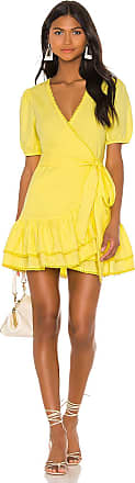 Tularosa Mildred Dress in Yellow