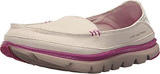 Altra Womens TOKALA Running Shoe, Taupe/Pink, 5.5 M US