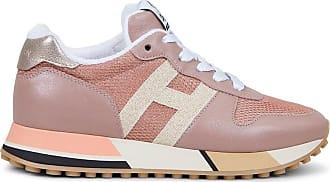 Hogan Sneakers H383, ROSA, 36.5 - Scarpe