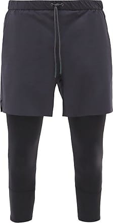 Jacques Compression 01 Technical Shorts - Mens - Navy Multi