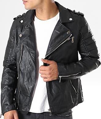 0ada9663d4a2 Vestes En Cuir pour Hommes Dsquared2®   Shoppez-les jusqu à −71 ...