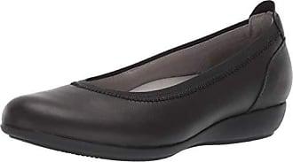 Dansko Womens Kristen Shoe, Black Milled Full Grain, 37 M EU (6.5-7 M US)