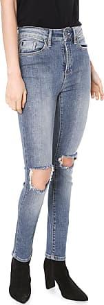 Zoomp Calça Jeans Zoomp Skinny Gisele Azul