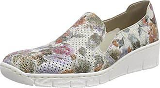 Mocassins Femme Chaussures femme Rieker 537t4 Chaussures