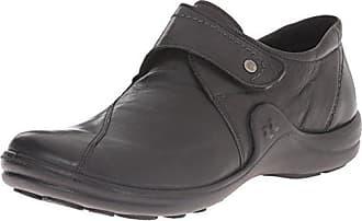a834954e76 Romika Womens Maddy 04 Monk Strap Flat Black 37 EU 6-6.5 M US
