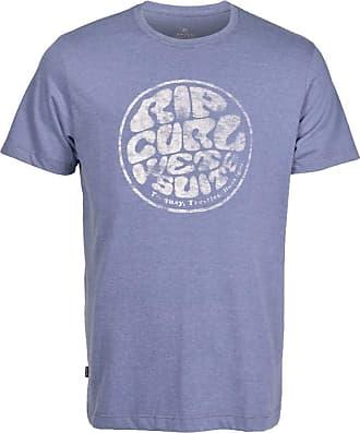 Rip Curl Camiseta Rip Curl Vintage Wettie II Cor:Azul;Tamanho:GG