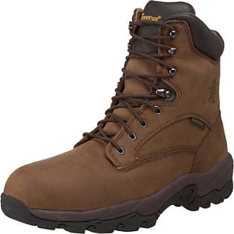 Chippewa Mens 8 Waterproof Insulated Comp Toe 55168 Lace Up Boot,Apache,7 XW US