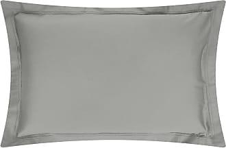 Yves Delorme Triomphe Sateen Pillowcase - Platinum - 50x90cm