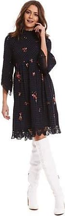 Odd Molly embroidered space roses dress