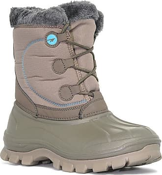 Hi-Tec Cornice Womens Walking Boots - 9 Brown