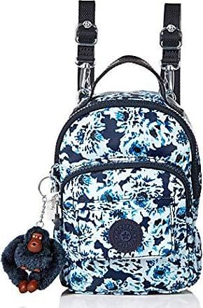 Kipling Womens Alber 3-in-1 Convertible Mini Bag Backpack, Wear 3 Ways, Zip Closure, Roaming Roses