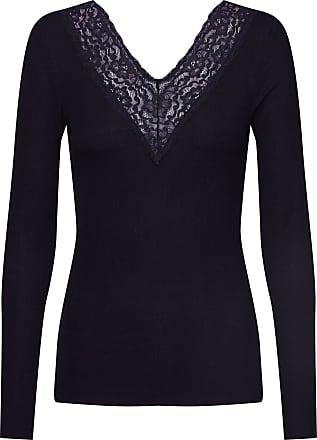 Pieces Shirt schwarz