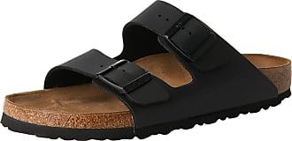 Birkenstock Pantolette Arizona schwarz