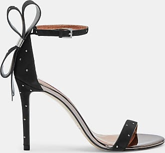Ted Baker Studded Stiletto Sandals in Black ZANDALA, Womens Accessories