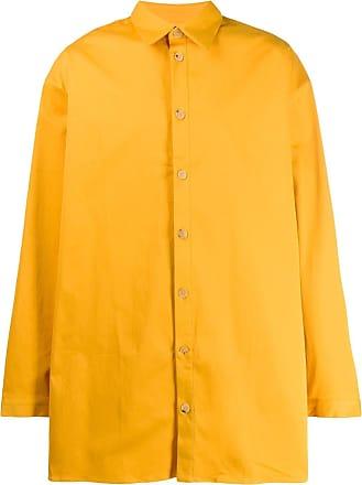 Qasimi button-up shirt - Yellow