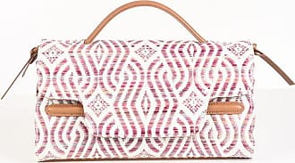 Zanellato Braided Canvas NINA S Satchel Bag Größe Unica
