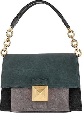 Furla Satchel Bags - Diva Mini Shoulder Bag Ottanio/Onyx/Asfalto - black - Satchel Bags for ladies