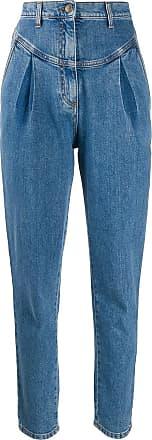 Philosophy di Lorenzo Serafini high-rise tapered jeans - Blue
