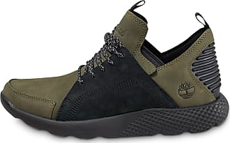 Timberland Homme Flyroam Wedge Kaki Baskets