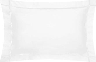 Yves Delorme Athena White Pillowcase - 50x90cm