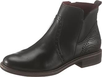 Tamaris® Ankle Boots in Schwarz: bis zu −36% | Stylight