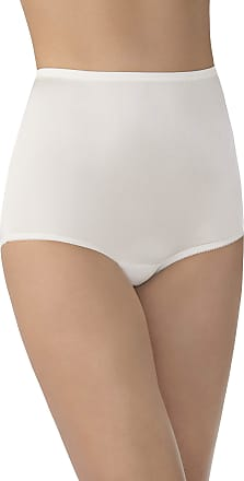 Vanity Fair Womens Perfectly Yours Ravissant Tailored Brief Panty Perfectly Yours Ravissant Tailored Brief Panty Briefs - Ivory