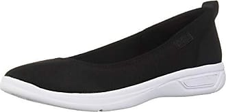 Kenneth Cole Reaction Womens Ready Ballet Slip On Sneaker, Black, 9.5 M US